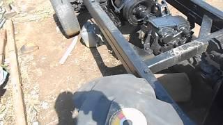 Обзор трактора на заказ 2017