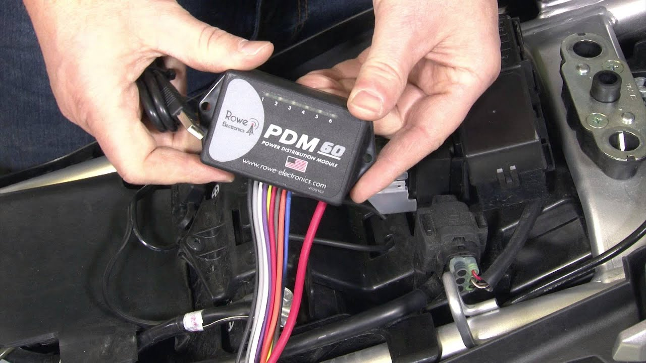 maxresdefault pdm60 review and installation youtube pdm60 wiring diagram at nearapp.co