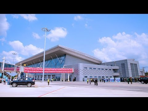 IS THIS THE MOST BEAUTIFUL AIRPORT IN NIGERIA? [PORTHARCOURT INTERNATIONAL AIRPPORT.]