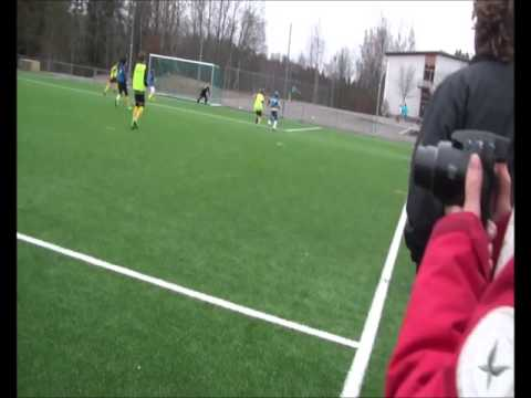 Arjan - 3 fine mål