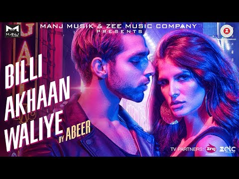 Billi Akhaan Waliye - Official Music Video | Abeer Arora