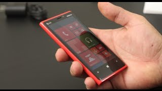 Nokia Lumia 920 Unboxing & First Look