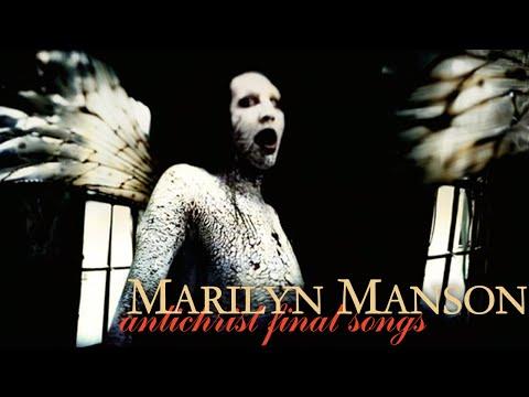 Marilyn Manson  Antichrist Final Songs Full Cassette