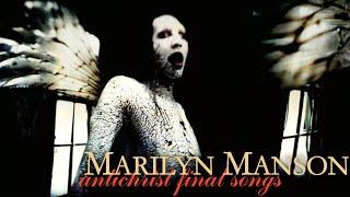 Marilyn Manson - Antichrist Final Songs (Full Cassette)