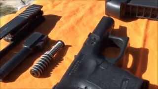 Pistola Glock G28 380 AUTO