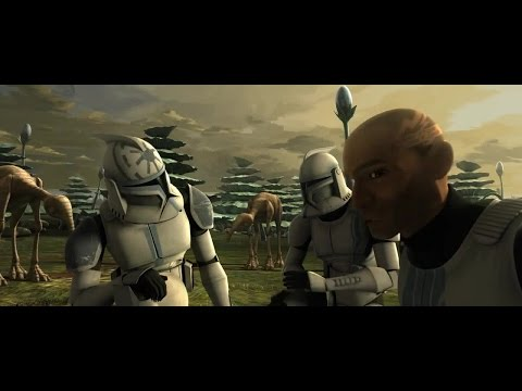 Star Wars  The Clone Wars   S02 E10 The Deserter