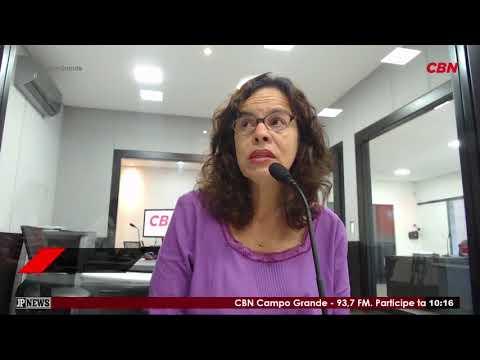 Entrevista CBN Campo Grande: Andréia Freire, Coord. Projeto Campo Grande na Tela