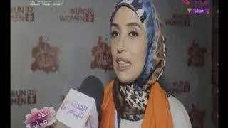 مذيعى قناة  #الحدث يشتركون فى حملة 16يوم للقضاء على العنف ضد المرأة: