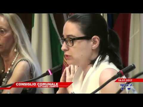 CONSIGLIO COMUNALE VITTORIO VENETO - Seduta del 19.07.2017