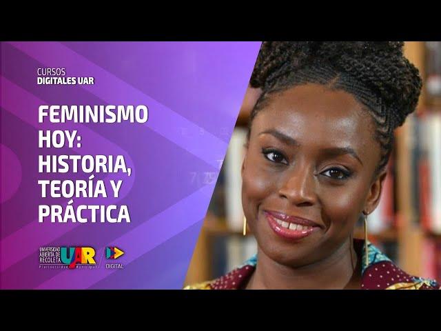 Entrevista a Chimamanda Ngozi Adichie | Curso Feminismo Hoy