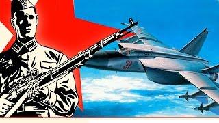 Мощь Советской Армии!