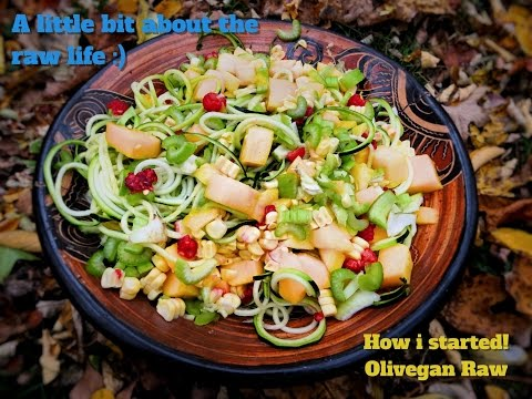 MY LIFESTYLE--a little bit about the fruit life - Olivegan