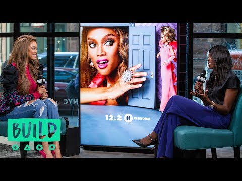 "Tyra Banks Dishes Freeform's ""Life-Size 2"""