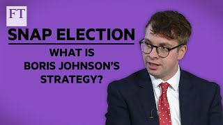 Brexit: is a snap election part of Boris Johnson's strategy? | FT