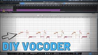 DIY Vocoder in #StudioOne