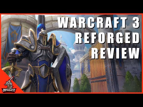 Warcraft 3 Reforged Review Is This Rts Perfection Youtube