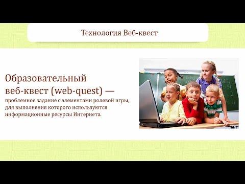Образовательные технологии как элемент обучения в рамках реализации ФГОС | Видеолекции | Инфоурок