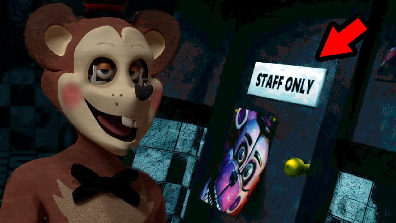 i-should-not-have-entered-this-room-a-new-animatronic-is-waiting-fnaf-hidden-gems