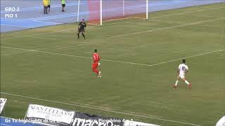 Eccellenza Girone A - Grosseto-Atletico Piombino 4-1 (GS TV)