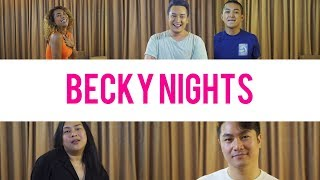 Becky Nights 2.0 Episode 1 (With insta-famous BOYS of Instagram) Part 2