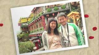 Michelle & Graham ♥ Taroko + Hehuanshan + Cingjing + Taichung + Yehliu + Jiufen