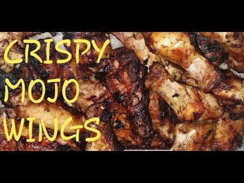 Mojo Chicken Wings