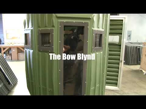 Hunting Blinds Manufacturer | The Blynd Hunting Blinds, San
