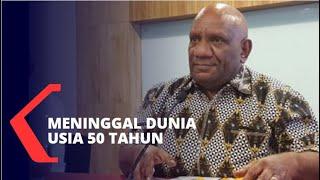 Wagub Papua Klemen Tinal Meninggal Dunia