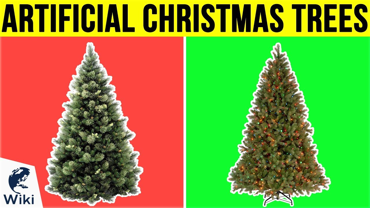 Artificial Christmas Trees of 2019