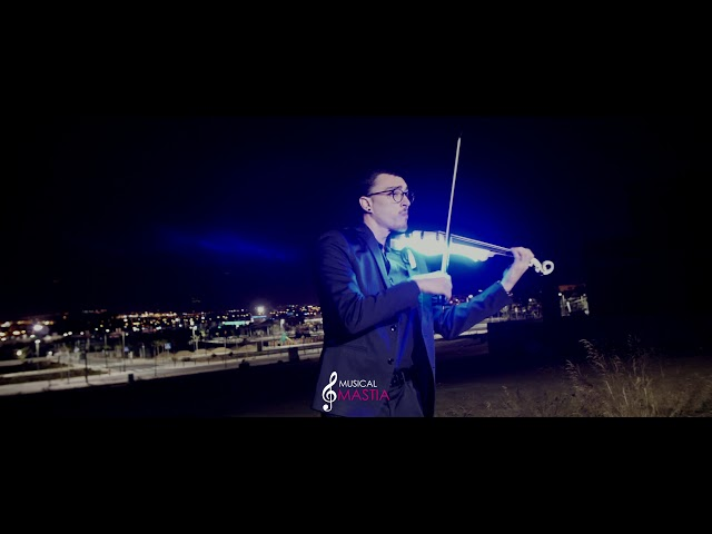 Skibidi Romantic Version| Violin Cover | Cover Violin | Musical Mastia
