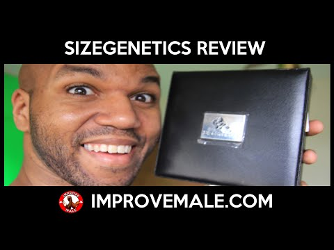 The Great & Mighty SizeGenetics Review:  The Holy Grail Of GAINING Size For Your Jimmy!