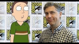 'Rick and Morty' Interview: Chris Parnell Teases Jerry and Rick Team Up in Season 3