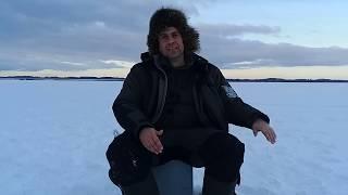 Наконец то со щукой Рыбалка на озере Шаблиш Ловля щуки на жерлицы