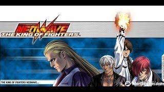 THE KING OF FIGHTERS NEOWAVE, KULA VS BOSS GESSE Thumbnail
