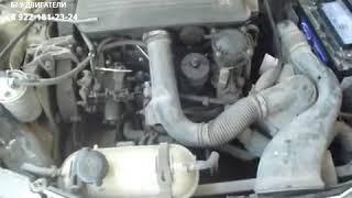 Двигатель Порше Peugeot Partner 1 9 D XUD91