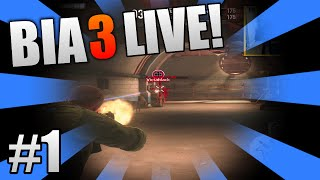 "Brothers in Arms 3: Sons of War - LIVE! #1 | ""Multiplayer Update!"""