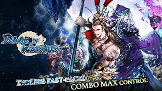 Rage Of Warrior-Heroes Legend▶️New Android Game(HD GamePlay)#Android