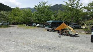 デイキャンプ in 秋葉神社前キャンプ場