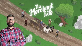 This Merchant Life Review (Video Game Video Review)