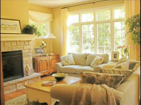 Decorating Ideas: Family Room 2 - YouTube on Room Decorating Ideas  id=32377