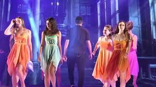 """מופע סיום י""""ב - קציר רחובות 2019 - שיר פתיחה"""