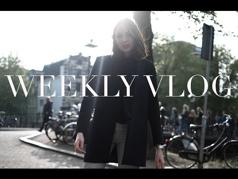 Weekly Vlog | To-Do Lists and Amsterdam