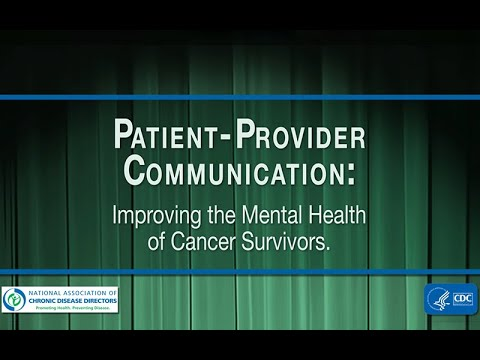 Improving The Mental Health Of Cancer Survivors Mental Health