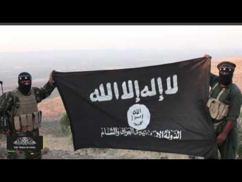 ISIS 'Executes 8 Dutch Foreign Fighters'