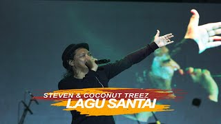 Gambar cover STEVEN & COCONUT TREEZ - LAGU SANTAI Live at Indonesia Scooter Festival 2019