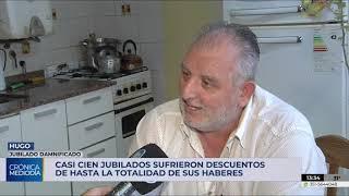 Casi cien jubilados sufrieron descuentos de hasta la totalidad de sus haberes