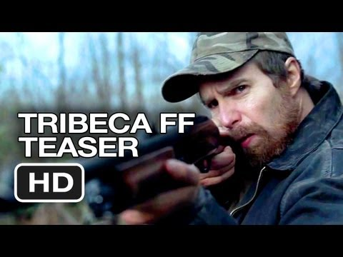 Tribeca FF (2013) - A Single Shot Teaser Trailer #1 - Sam Rockwell Thriller HD
