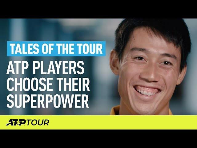 What Would Your Superpower Be? | TALES OF THE TOUR | ATP