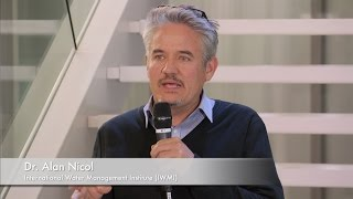 Water Talks Series 3rd Edition - Dr Alan Nicol