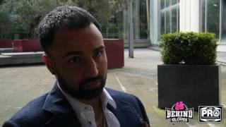EXCLUSIVE - MALIGNAGGI SAYS BRONER-GARCIA IS NOT CLOSE FROM BEING MADE, AS PER SHOWTIME MEETING